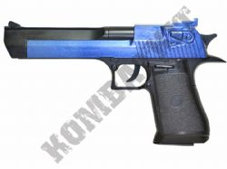 UA959 Airsoft BB Gun Black and Blue